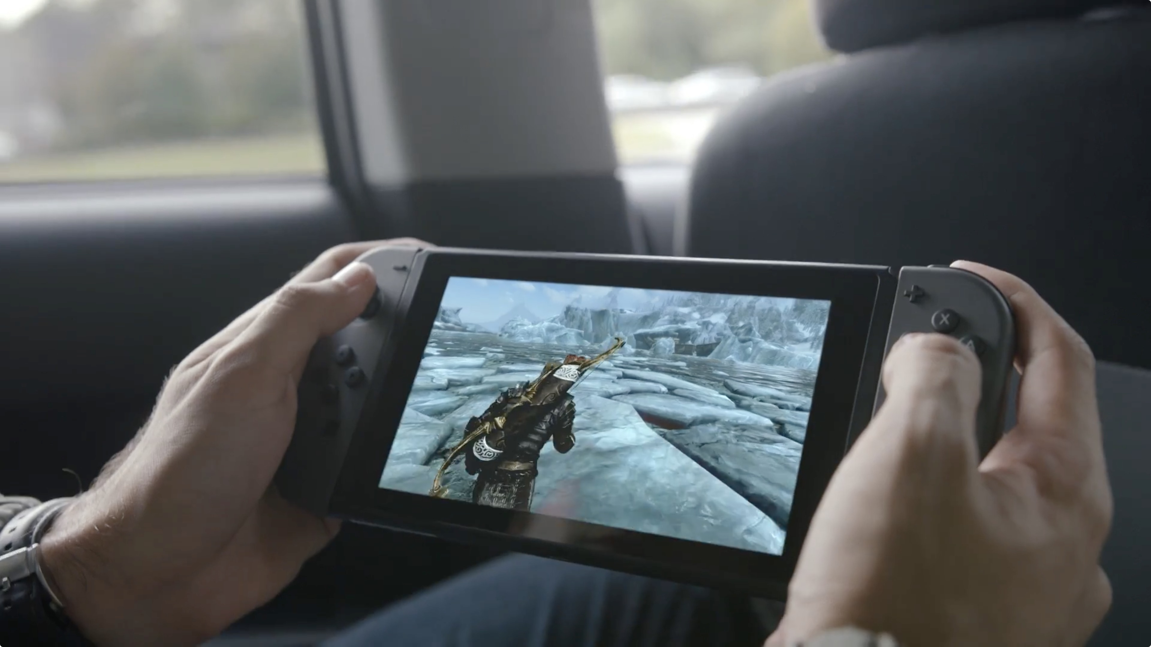 Nintendo Switch NX portable
