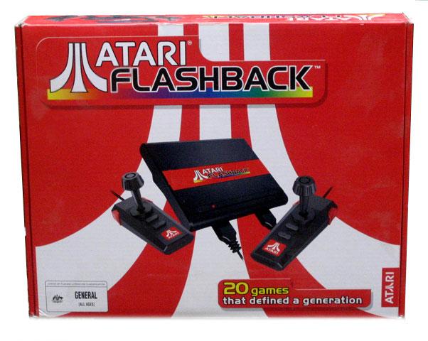 Atari flashback hookup