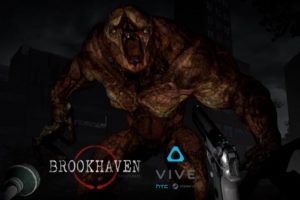 the brookhaven experiment htc vive monster