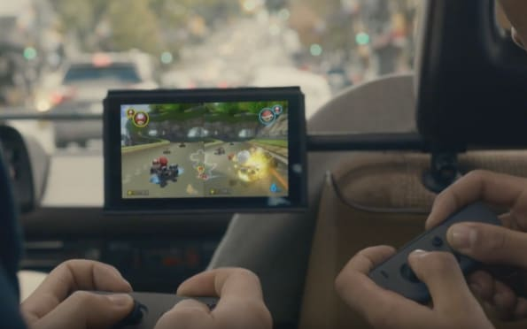 nintendo switch nx mario kart