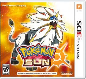 3DS - Pokemon Sun