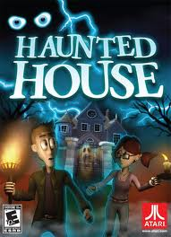 haunted house pc box