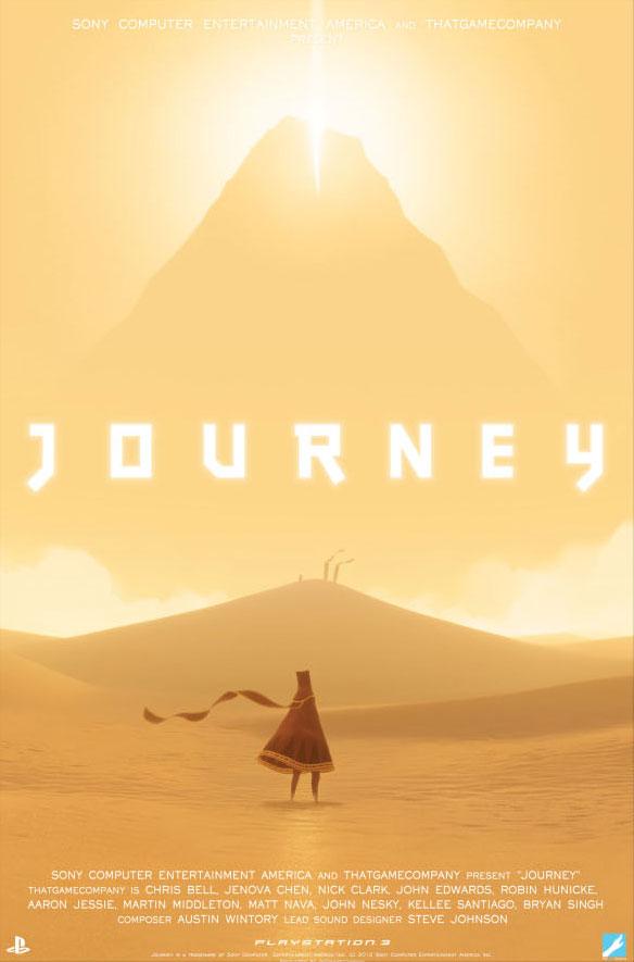 Journey [Cover Art]