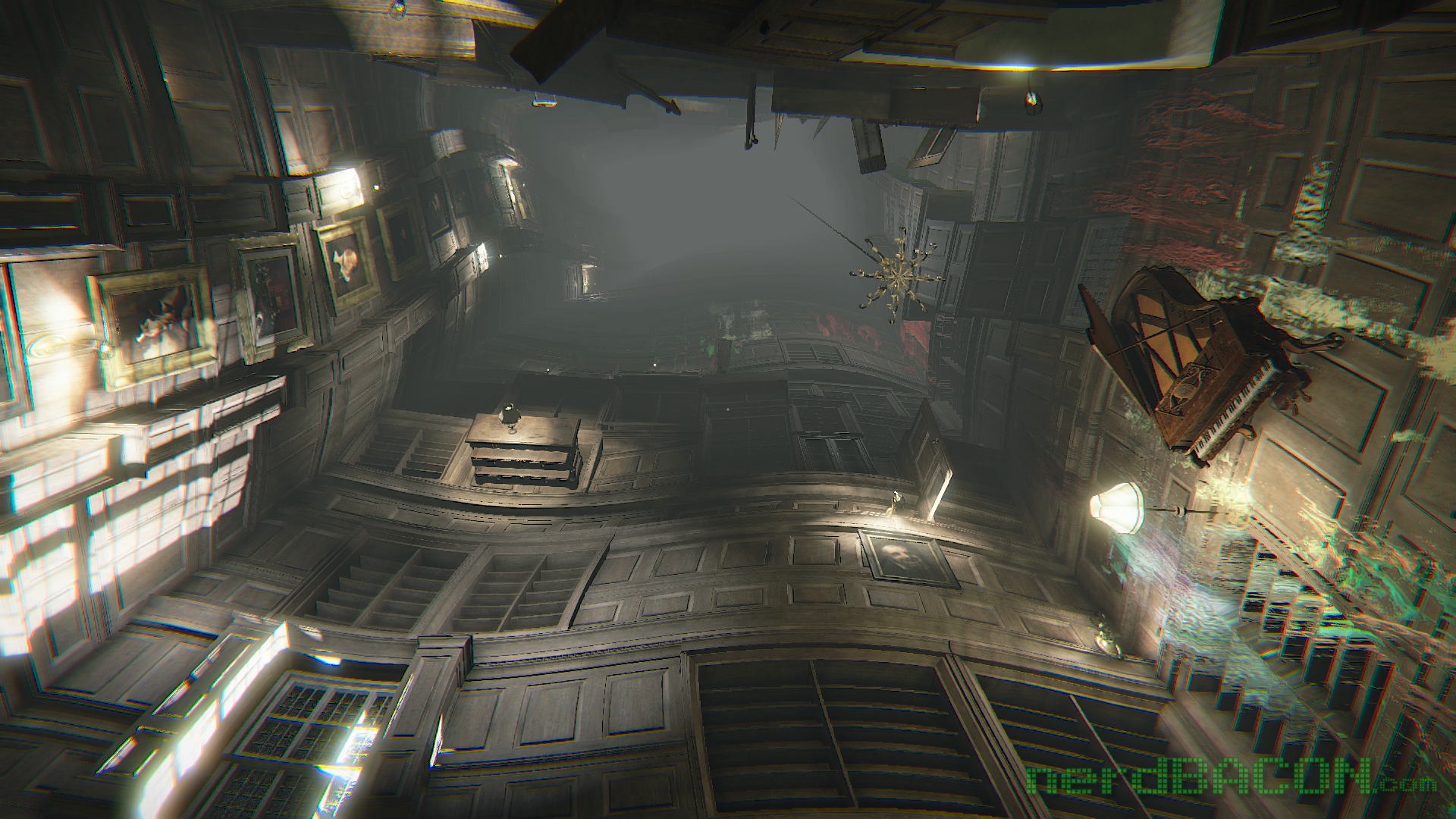 layers of fear warped room