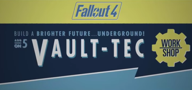 Fallout 4: Vault-Tec Workshop – PS4