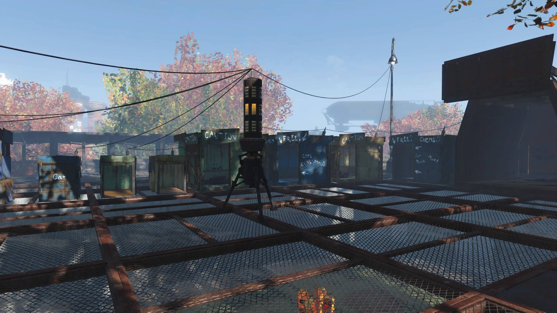 Fallout-4-Wasteland-Workshop-Cages