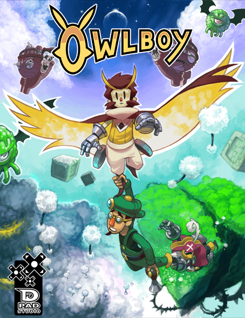 Owlboy [Cover Art]