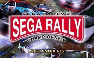 Sega Rally 2 – Dreamcast