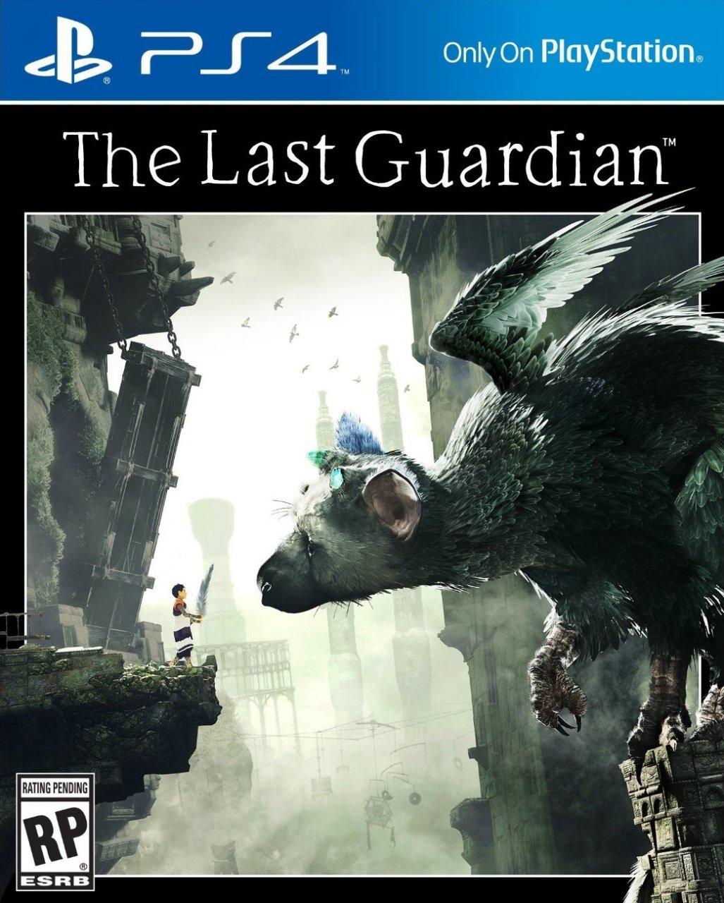 The Last Guardian [Box Art]