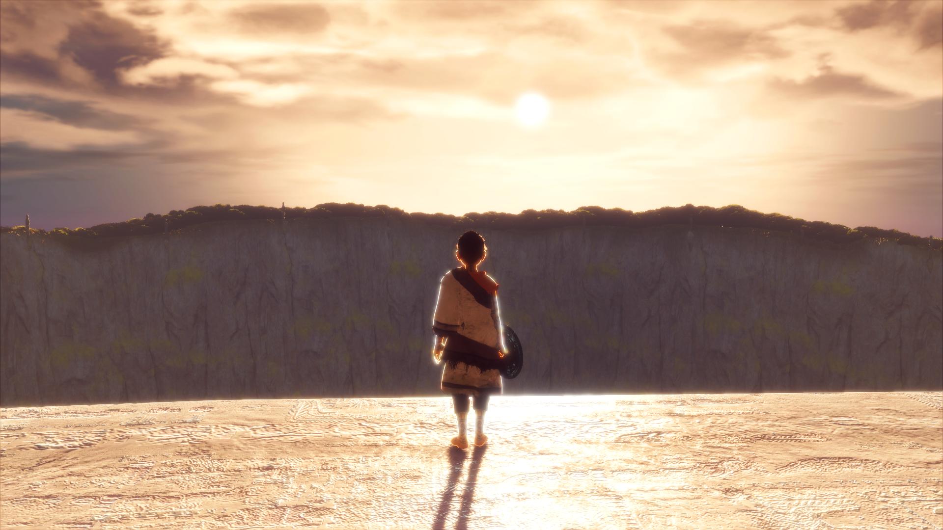 The Last Guardian [Sunset Vista]