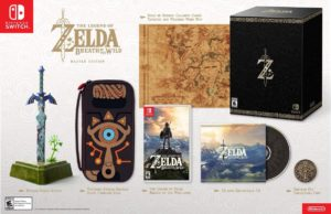 Um.. I NEED this Legend of Zelda: Breath of the Wild - Master Edition.. I just.. NEED it!