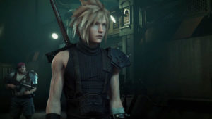 Final Fantasy VII: Remake will be the star of Square Enix's 2017.