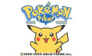 Pokémon Yellow Version – Game Boy Color