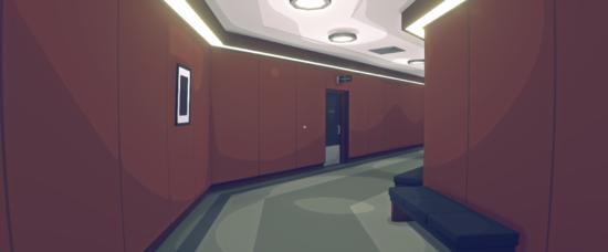 Virginia [Hallway]