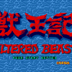 Altered Beast – Sega Genesis