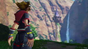 Yup - How's that for gutsy! I say Kingdom Hearts III will lead on Switch.