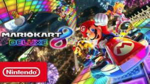Want to play the new Mario Kart 8: Deluxe online? Better pony up that money, son.
