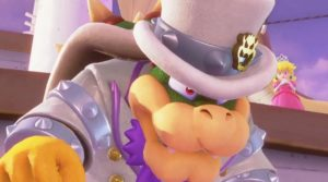 Bowser looks fly as hell in Super Mario Odyssey