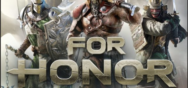 JEFF CHECKS OUT THE FOR HONOR BETA