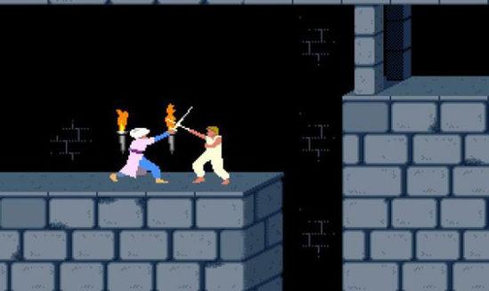 Prince of Persia [Ledge Sword Fighting]