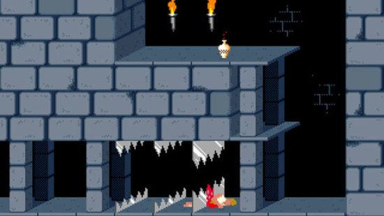 Prince of Persia [Level Design 2]
