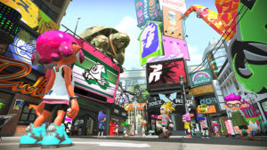Splatoon 2 - Nintendo Switch Screenshots - Inkopolis