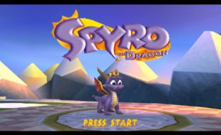 Spyro the Dragon – PlayStation