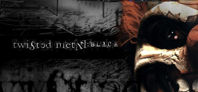 Twisted Metal: Black – PlayStation 2