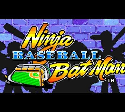 Ninja Baseball Batman – Arcade