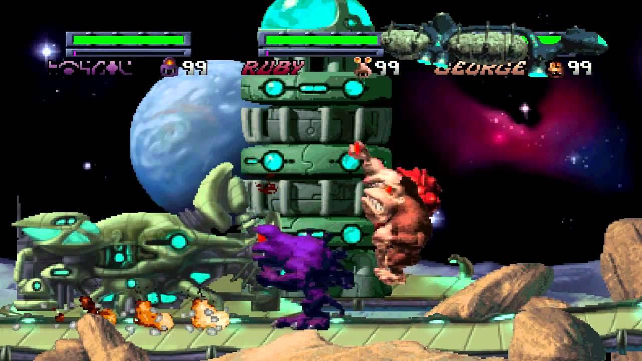Rampage 2 Universal Tour Nintendo 64 Nerd Bacon Reviews
