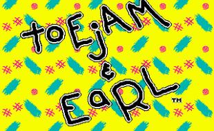 ToeJam & Earl – Sega Genesis