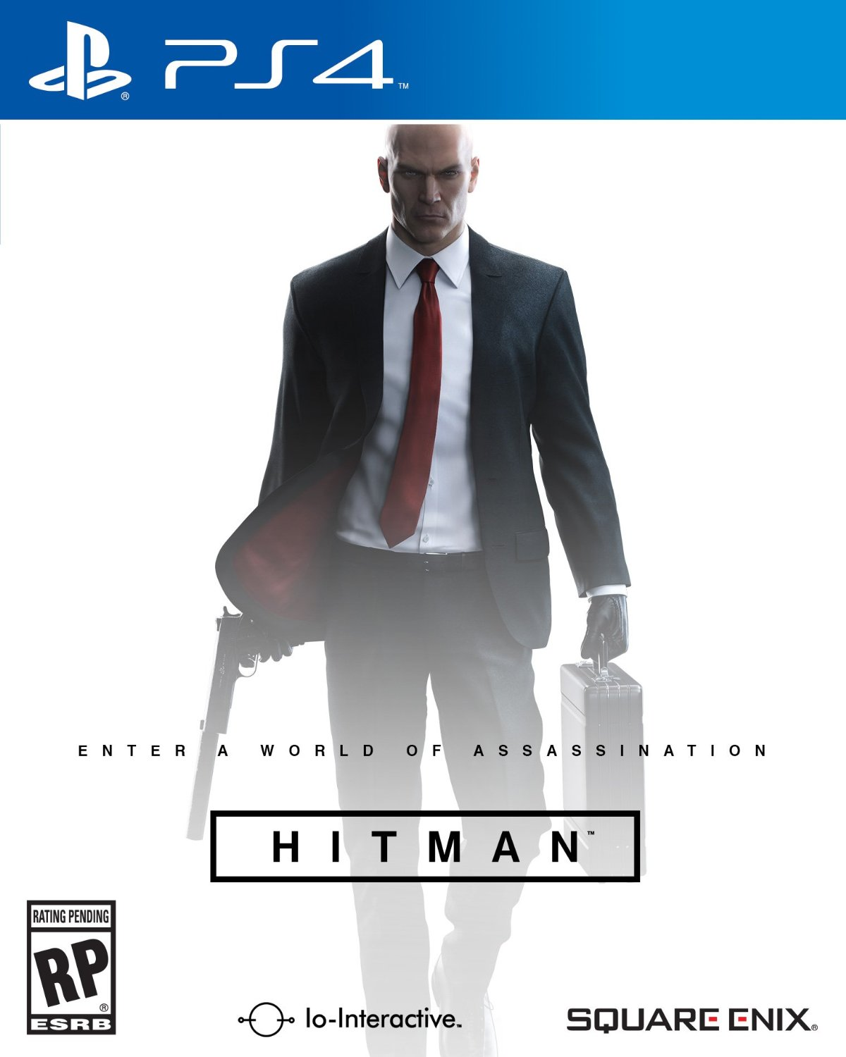 Hitman [Box Art]
