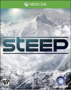 Steep cover xbox