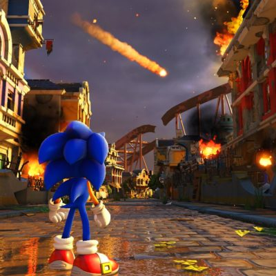 So it's 2017. What's Going On with Sonic the Hedgehog?