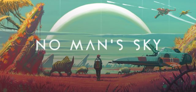 No Man's Sky – PlayStation 4