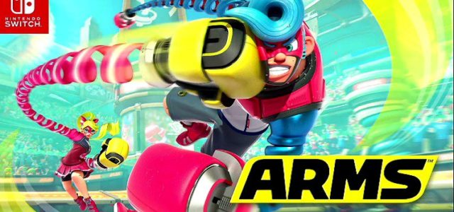 ARMS Reaches for a Release Date
