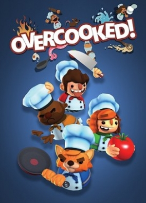 Overcooked [Box Art 2]