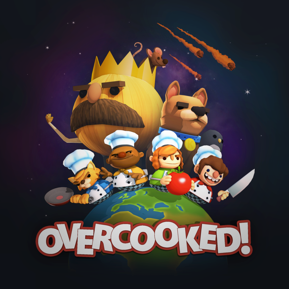 Overcooked [Box Art]