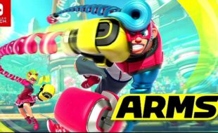 New ARMS Details And Demo Announced