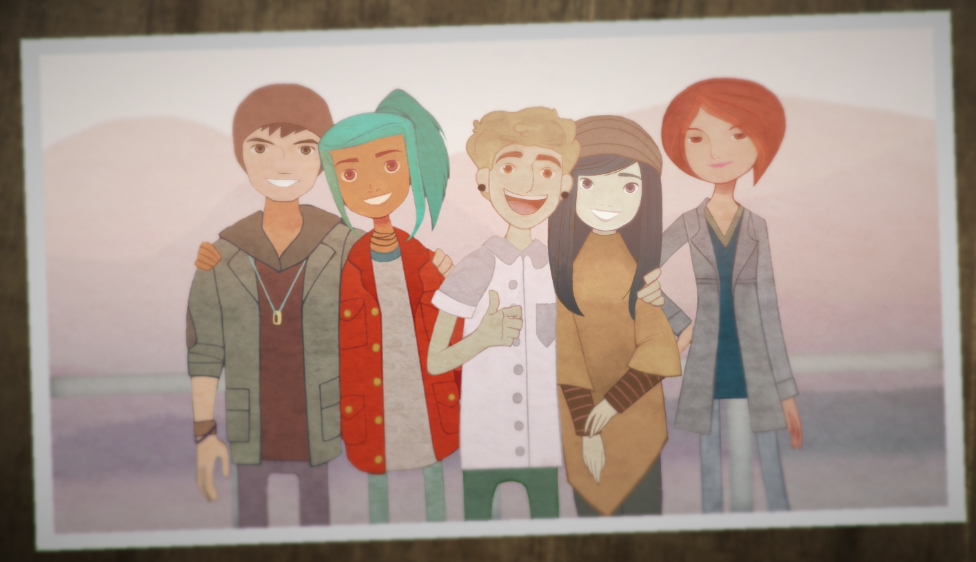Oxenfree [Ending]