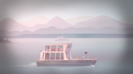 Oxenfree [Ferry]