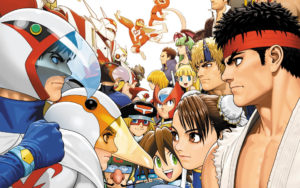 Tatsunoko vs Capcom was a game that actually happened. So why not Capcom vs Square Enix?