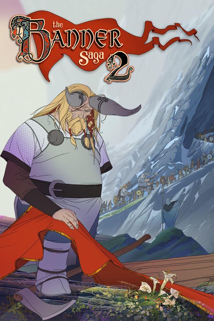 The Banner Saga 2 [Box Art]