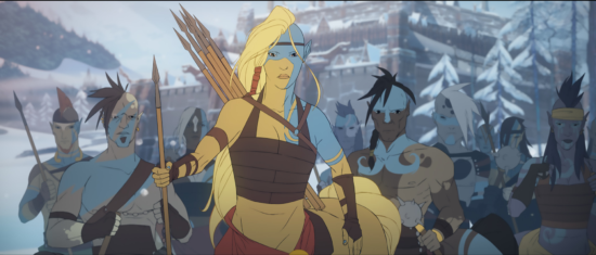 The Banner Saga 2 [Horse People]