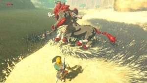Legend of Zelda: Breath of the Wild ended up being a masterpiece.