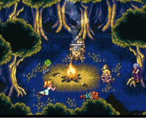 It may have come out in 1995, however Chrono Trigger still remains my favorite game of all time.