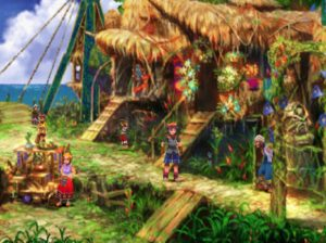It was pretty good, but for a few reasons, Chrono Cross never really lived up to the original.