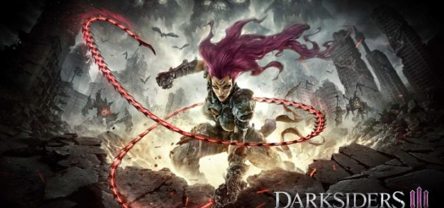 Darksiders 3 Announced!