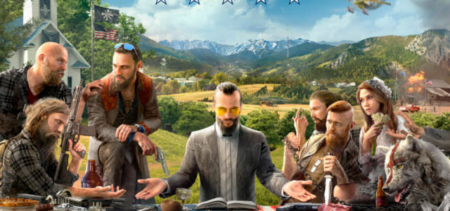 Far Cry 5 Announcement Trailer, Release Date, and First Details.