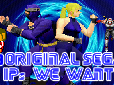 9 Original Sega IPs We Want Revived